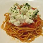 ドンサバティーニ - イタリア産完熟トマトとイタリア産モッツァレラチーズのポモドーロ 980円