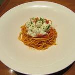 ドンサバティーニ - イタリア産モッツァレラチーズのポモドーロ 980円