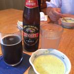 神楽坂 SHUN - 黒ビールと突き出し