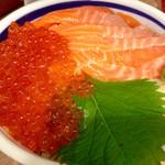 41938840 - 鮭イクラ丼
