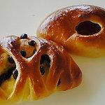 toit vert Ⅱ - 小豆クリームパン、ジャムパン