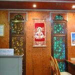 アジアン ミント カフェ - レジ付近