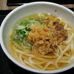 41940046 - ごぼう天うどん 柔麺