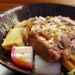 大舷 - カツオたたき丼