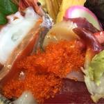 41940362 - 新鮮な海鮮具材がたっぷり♪