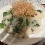 雑魚 - 春菊サラダ
