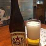 雑魚 - 瓶ビール