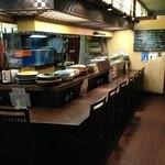 魚菜おもてなし 北河 - カウンター席13席