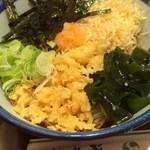 酒井亭 - 料理写真:たぬきそば780円『2015.9月再訪』