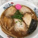 隠れ家 - チャーシュー麺(大)