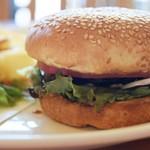 山城の郷 - 料理写真:但馬牛バーガー