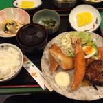 anan - 料理写真:アンアン定食です!