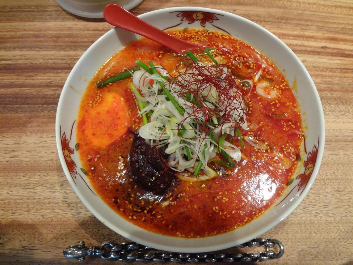 博多担々麺 とり田