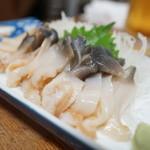 食事処いしざわ - 料理写真:ホッキ刺し