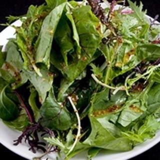 い志井ファームで出来た有機無農薬野菜in山梨