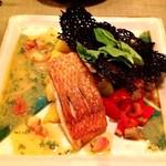 プチット リュ - 近海魚のソテー