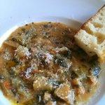 トリカフェ - 前菜とフォカッチャ