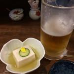 居酒屋鮮道 こんび - お昼ビール最高♪