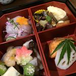 居酒屋鮮道 こんび - こんび弁当1100円