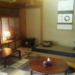 窯元カフェ はづき - 店内
