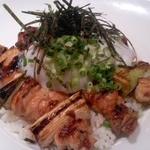 Kasaemu - 鶏丼ランチ 税込800円