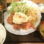 神屋流 博多道場 - チキン南蛮定食