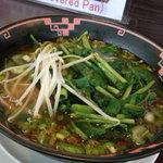 台湾麺屋 HO-JA - 青菜麺