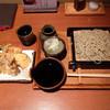 更心 - 料理写真:201509 野菜天せいろ(1500円)