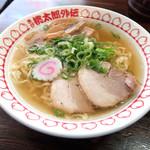 支那そば きび - 201509 中華そば(750円)