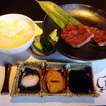 41961599 - 松阪牛 霜降り鉄板焼きステーキ