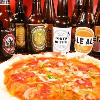 全国から集めた職人地ビール16種!!!