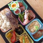 あんだん亭 - 敬老会のお弁当1,700円