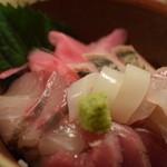 居酒屋 遊膳 - 海鮮丼
