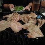 肉屋の台所 道玄坂ミート ぶたキム -