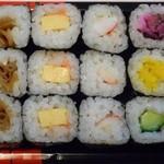 41964064 - 細巻寿司 2015.7