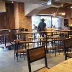 ザ デック コーヒー&パイ - さまぁ~ずが『ボクらの時代』で使ったカフェ(´∀`♡)