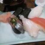 京寿し - 料理写真:握り寿司