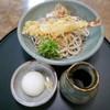 そば工房 ほへと  - 料理写真:天ぷらおろしそば(1100円)