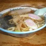 富久寿司 - 料理写真:ラーメン 600円