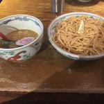 麺や 六三六 茶屋町店 - つけ麺 ¥750