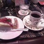 亜麻亜亭 - この日のケーキセット ¥990