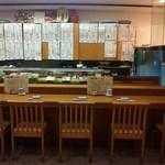 41970901 - この空間が美味しい鮨を生み出します