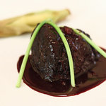 Ristorante YAMANOE - 牛ほほ肉の赤ワイン煮