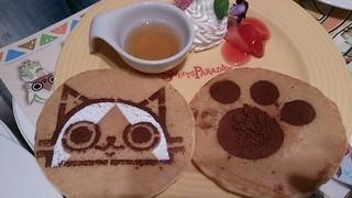 スイーツパラダイス - アイルーパンケーキ
