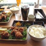 南蛮亭 - 匠の大山油淋鶏定食(ランチ)