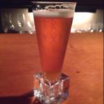バークアドリフォリオ - ビール