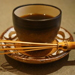 旬彩和遊 楠 - コーヒーが付いています、和のムードの演出もいいですね