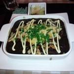 エムズキッチン - 料理写真:チーズ焼きカレー