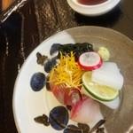 日本料理 和敬 - お刺身