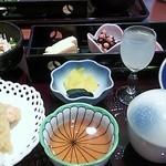 花こころ - 彩り御膳 1480円